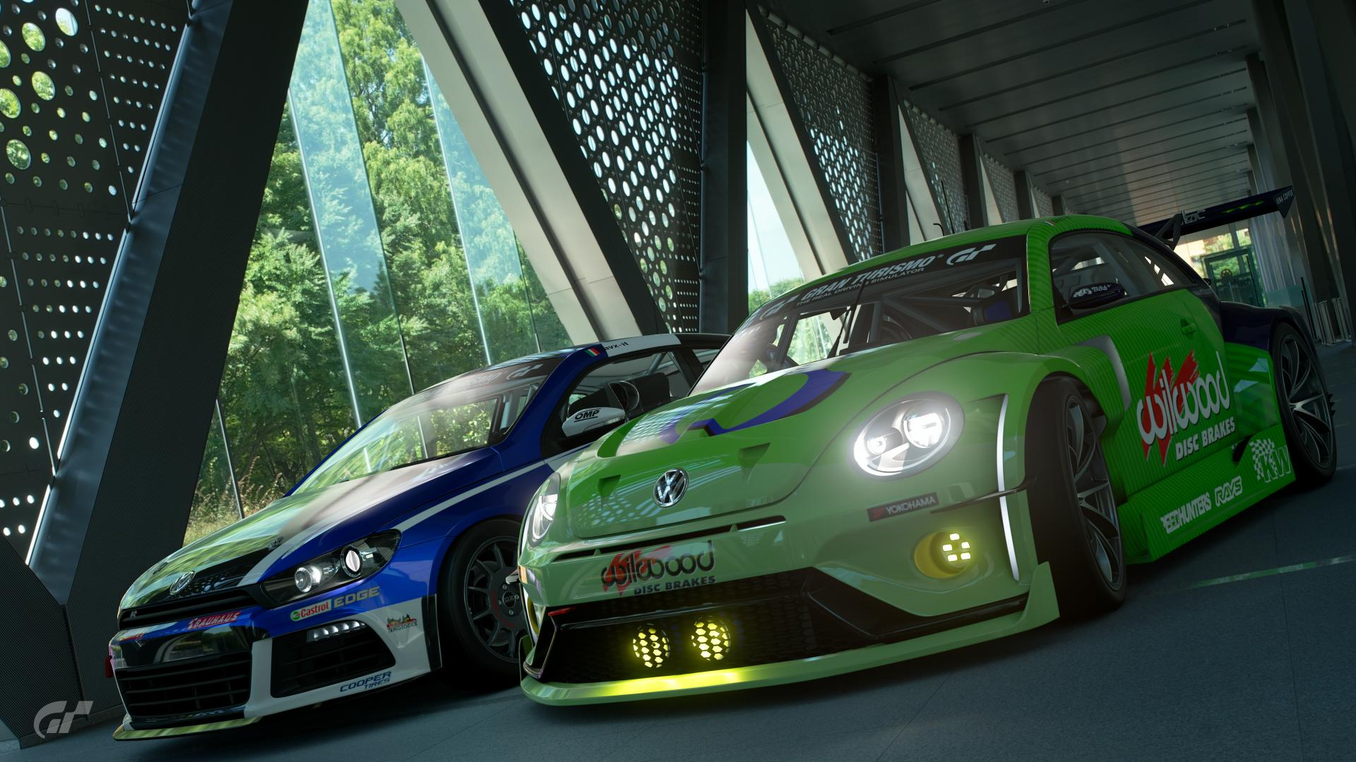 Games Car: VOLKSWAGEN New Beetle by DavX