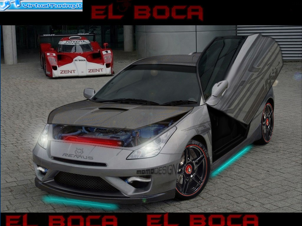 VirtualTuning TOYOTA Celica by