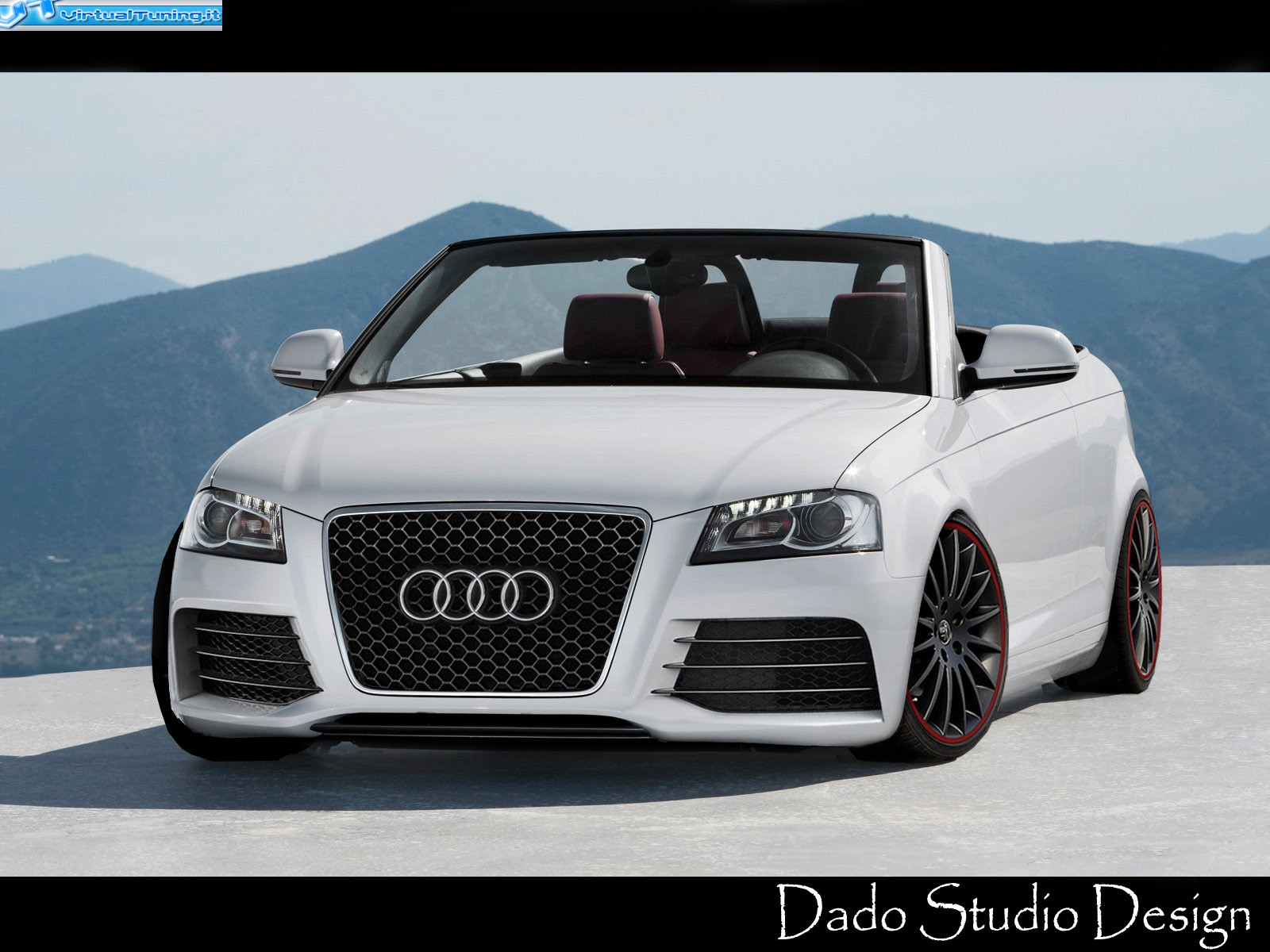 audi a3 cabrio by dado il matto virtualtuning it. Black Bedroom Furniture Sets. Home Design Ideas