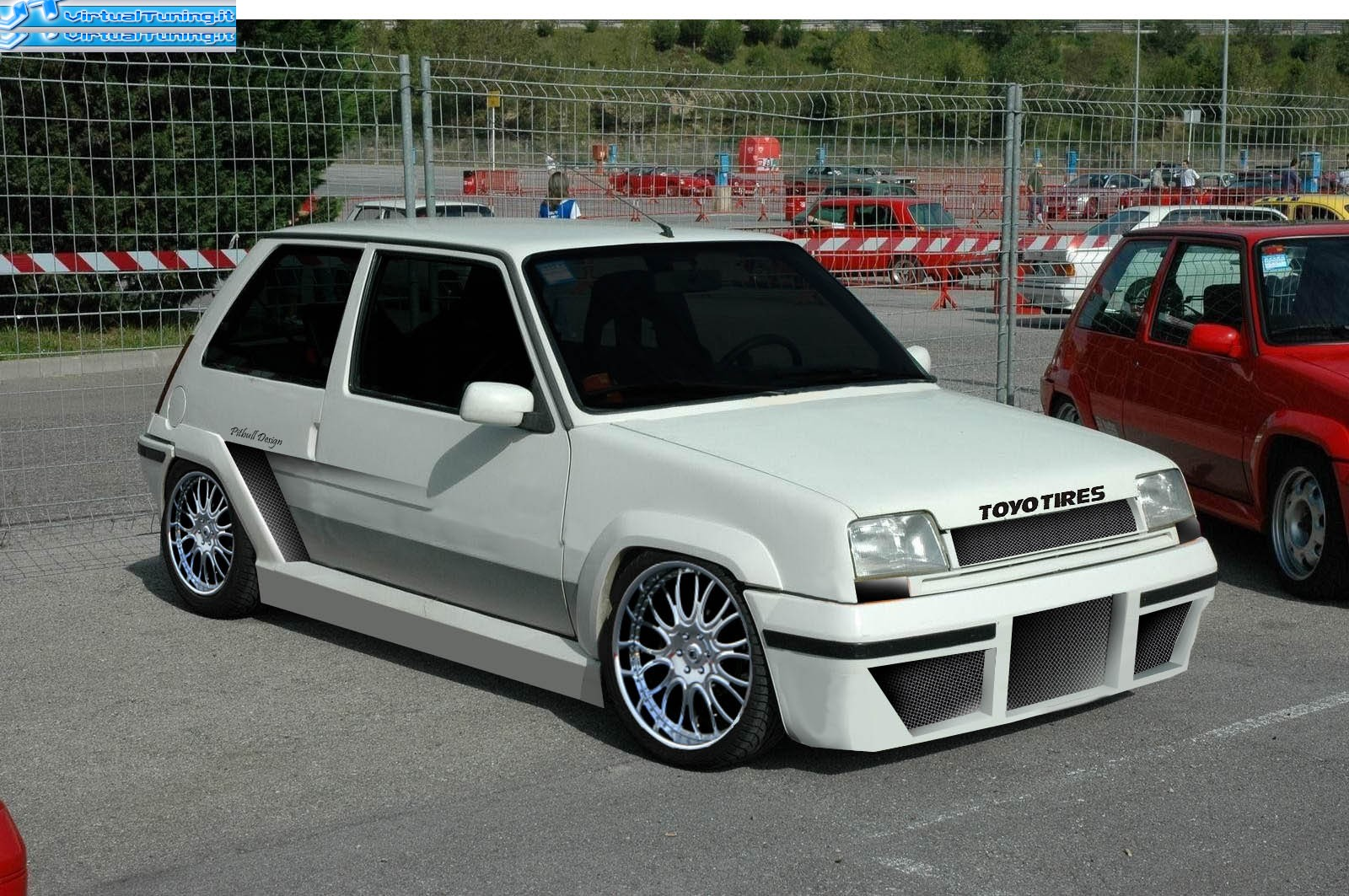 renault 5 gt turbo by pitbull93 virtualtuning it. Black Bedroom Furniture Sets. Home Design Ideas