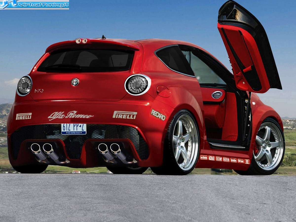 Alfa Romeo Mito By Are90 Virtualtuning It