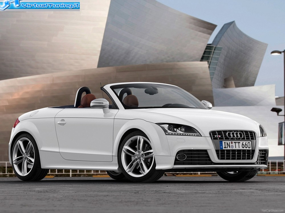 audi tt cabrio by are90 virtualtuning it. Black Bedroom Furniture Sets. Home Design Ideas