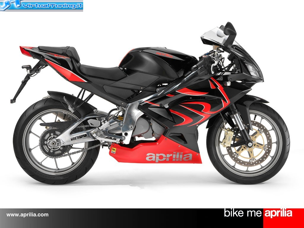 aprilia rs 125 by simodesygn virtualtuning it. Black Bedroom Furniture Sets. Home Design Ideas
