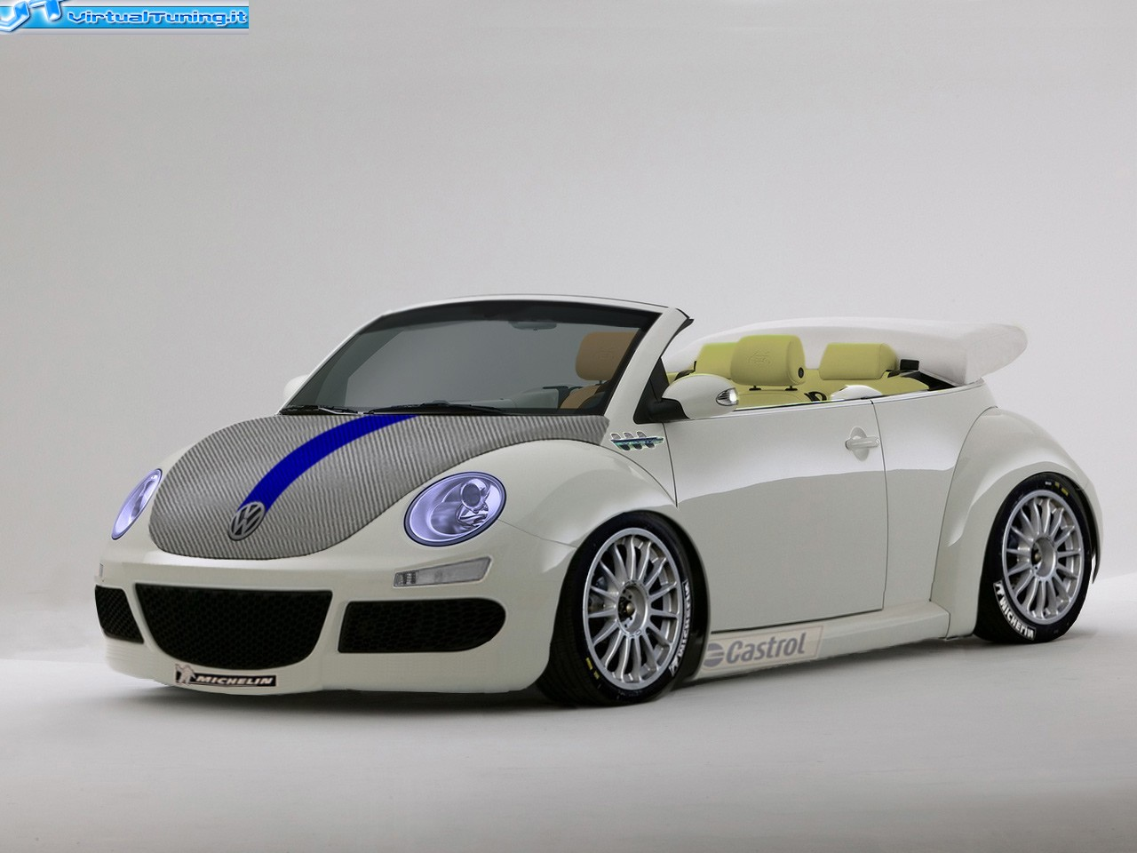 volkswagen new beetle cabrio by gnopt virtualtuning. Black Bedroom Furniture Sets. Home Design Ideas
