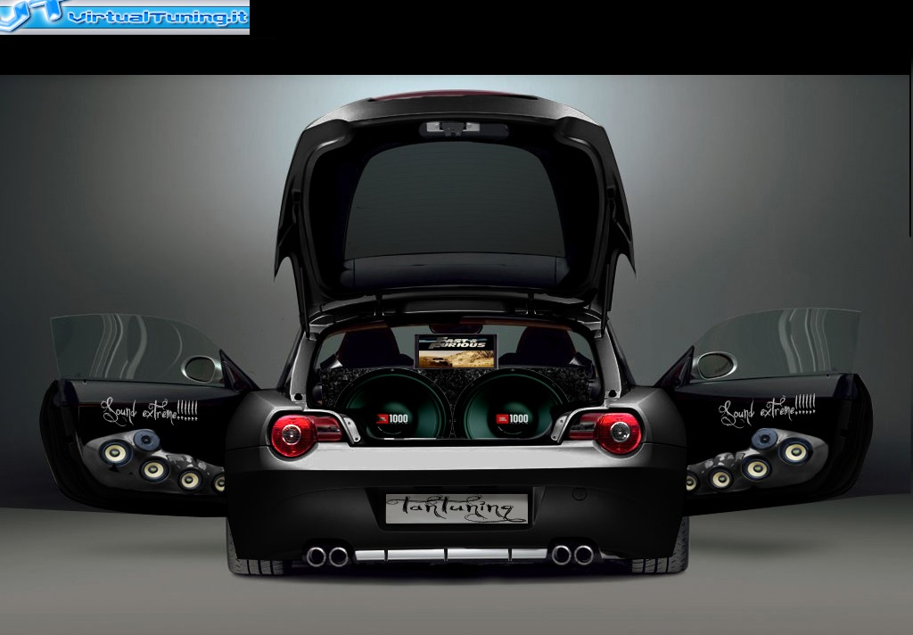 VirtualTuning BMW Z4 by