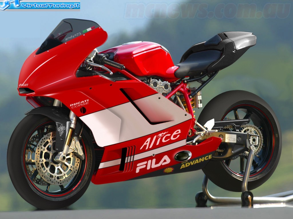 Ducati 999 By Andyx73 Virtualtuning It