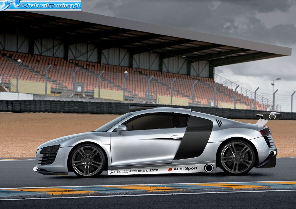 VirtualTuning AUDI R8 by