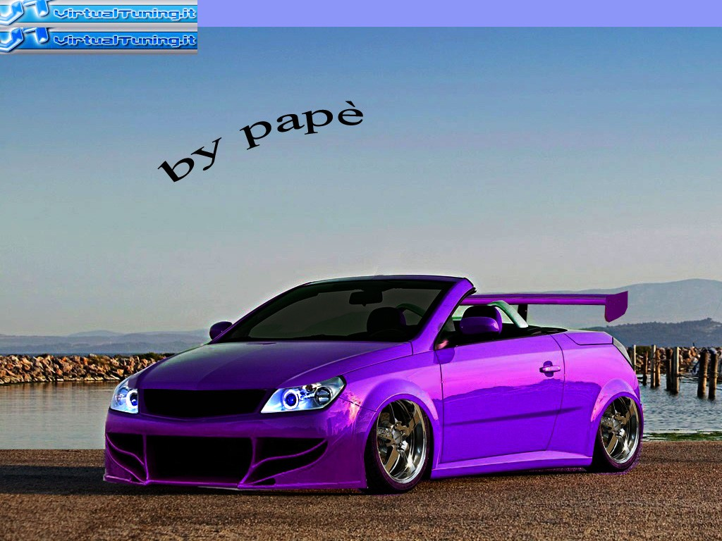 opel tigra twintop by pap virtualtuning it. Black Bedroom Furniture Sets. Home Design Ideas