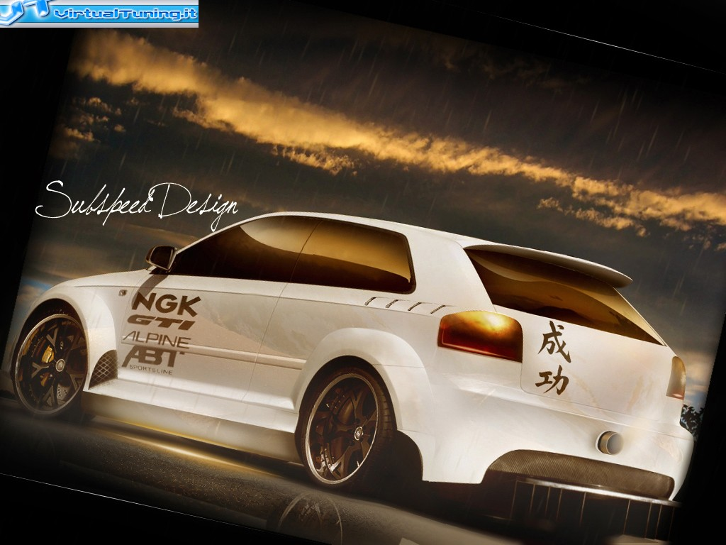 VirtualTuning AUDI A3 by