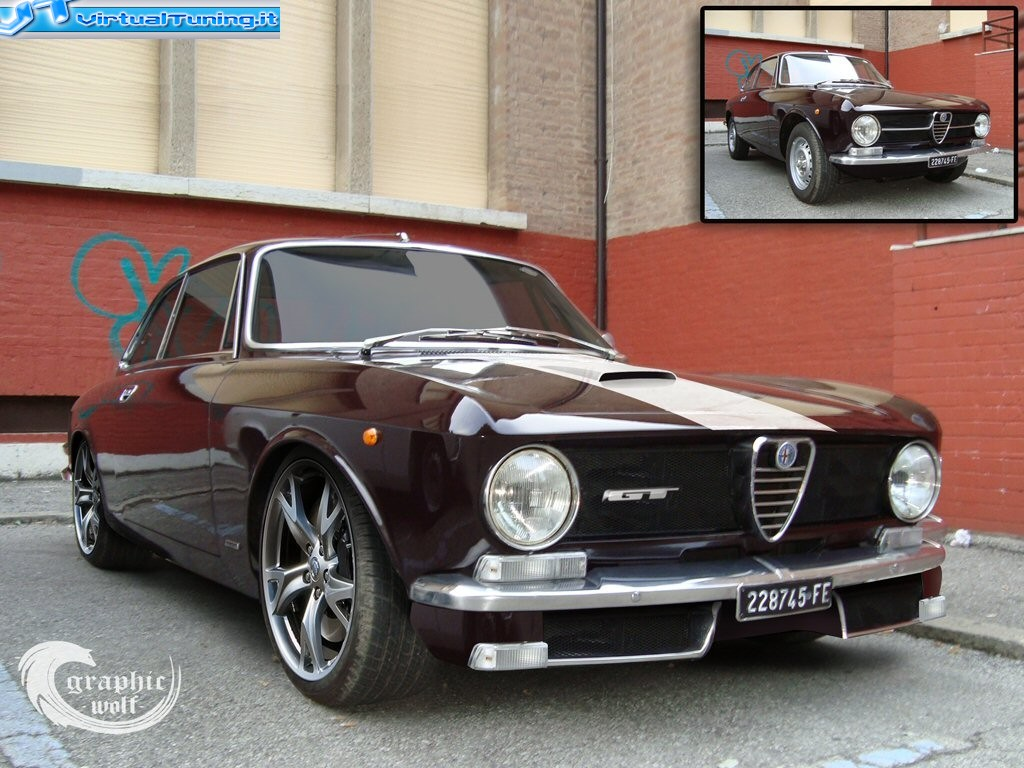 Alfa Romeo Alfa Gt Junior By Ultras87 Virtualtuning