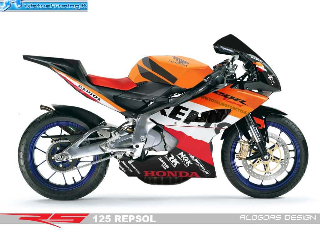 aprilia rs 125 by alogors virtualtuning it. Black Bedroom Furniture Sets. Home Design Ideas