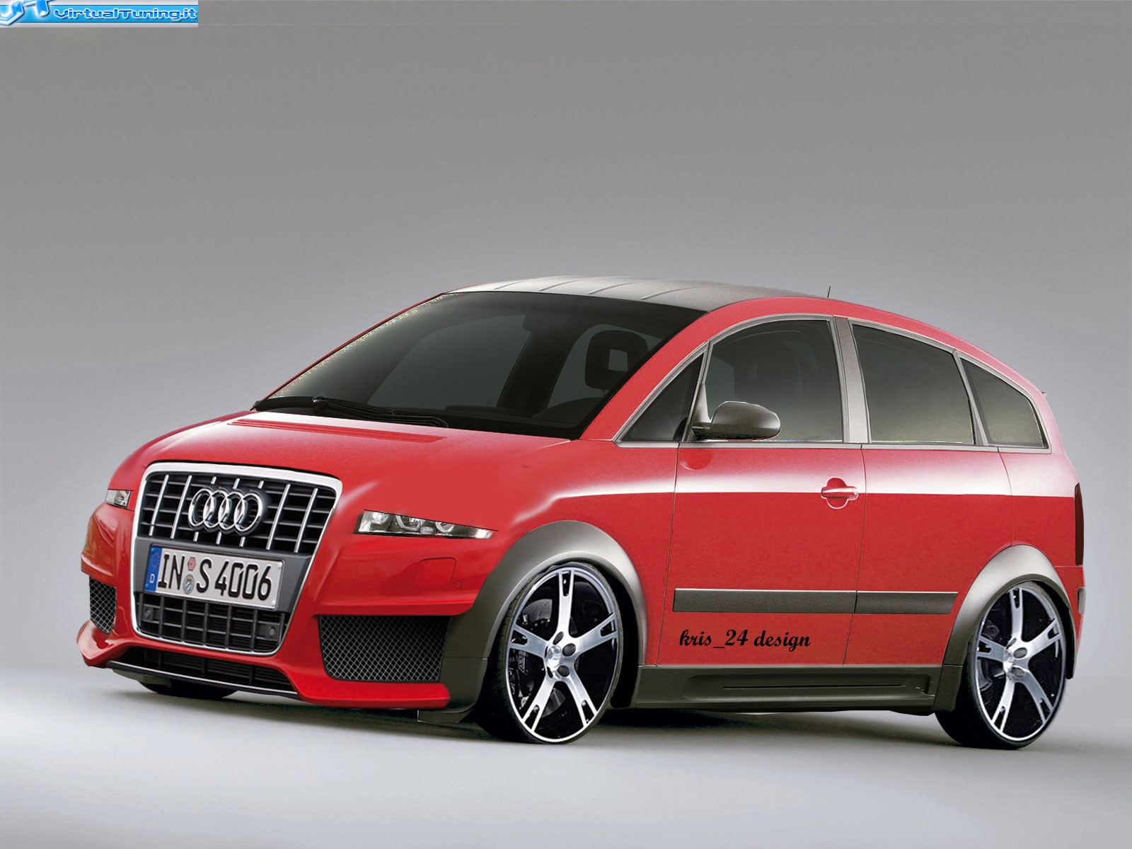 Audi A2 By Kris 24 Virtualtuning It