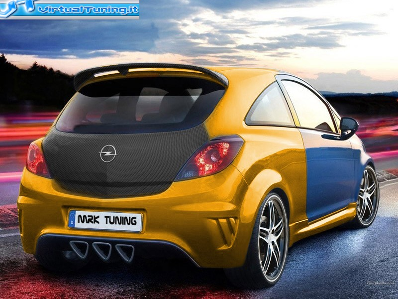 opel corsa opc by marcor8 virtualtuning it. Black Bedroom Furniture Sets. Home Design Ideas