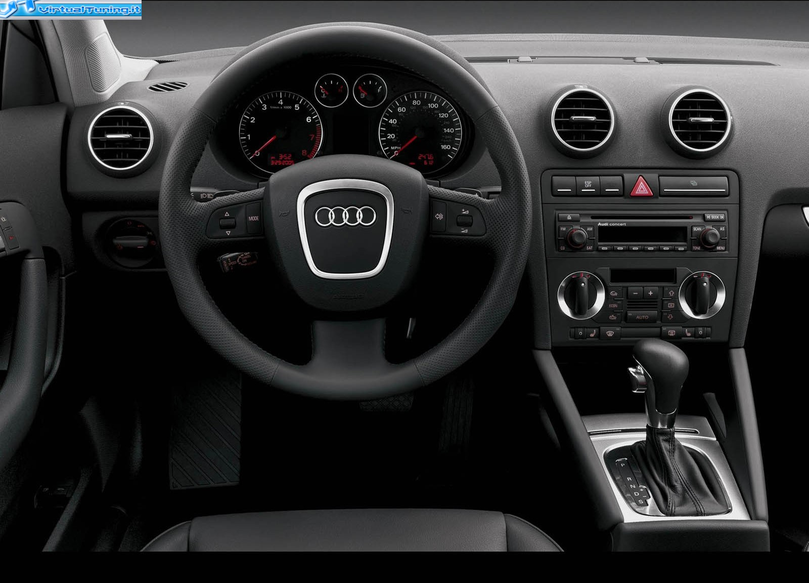Interni Audi A3 By Tarik9 Virtualtuning It