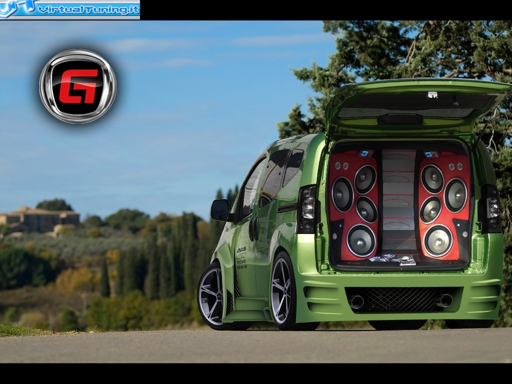 fiat fiorino qubo by ziano virtualtuning it. Black Bedroom Furniture Sets. Home Design Ideas
