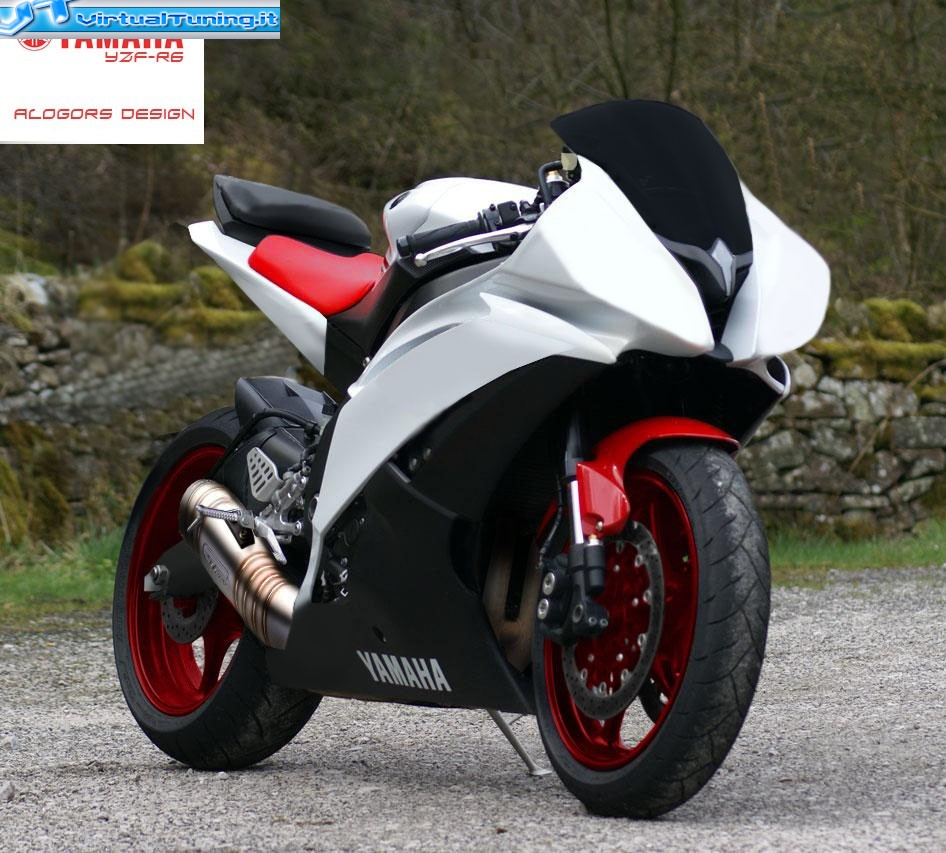 yamaha yzf r6 by alogors virtualtuning it. Black Bedroom Furniture Sets. Home Design Ideas