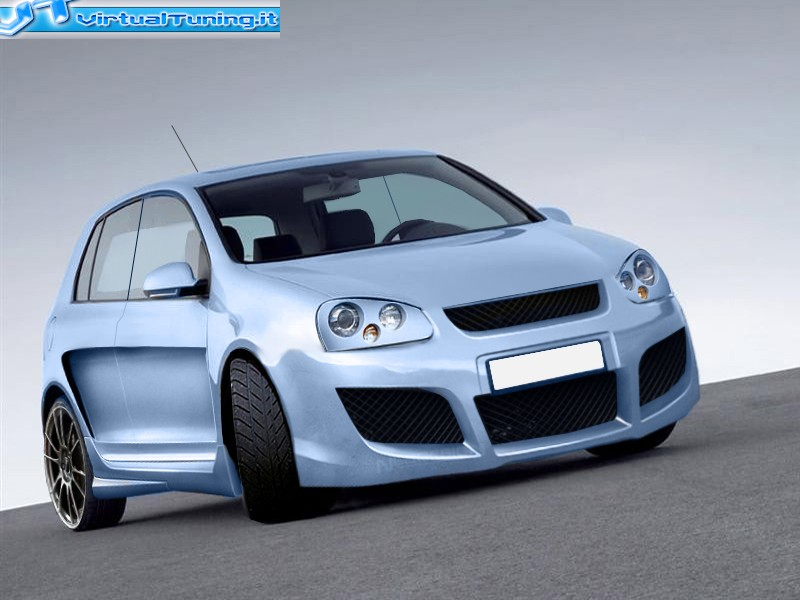 VirtualTuning VOLKSWAGEN Golf 5 by tarik9