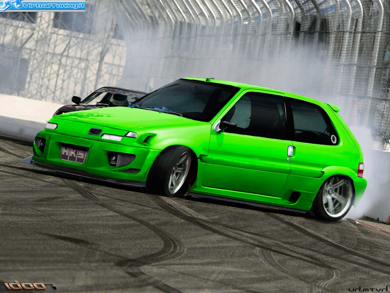 citroen saxo vts by franz 297 virtualtuning it. Black Bedroom Furniture Sets. Home Design Ideas