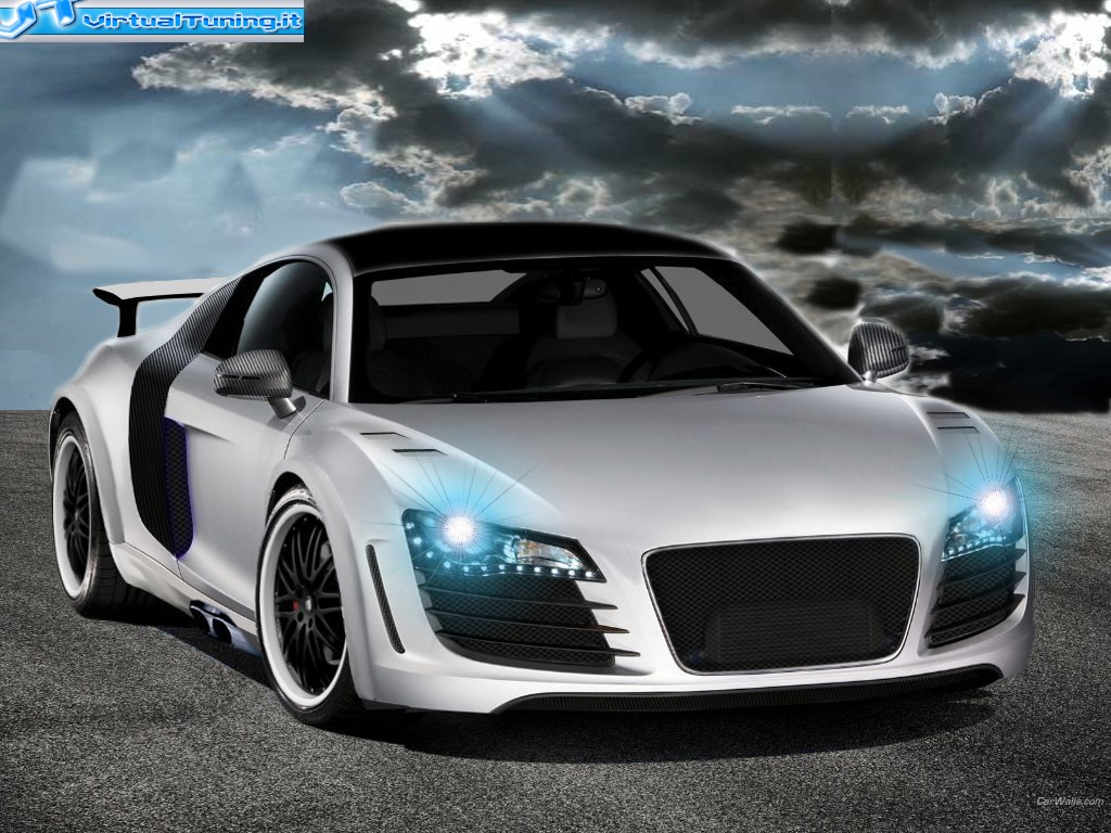 audi r8 by superale tuning virtualtuning it. Black Bedroom Furniture Sets. Home Design Ideas