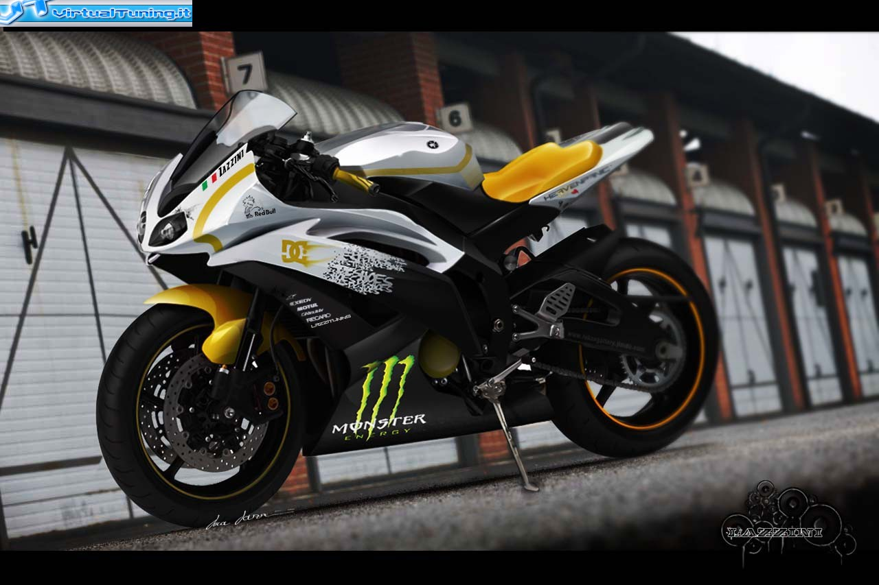 yamaha r6 by luka92 virtualtuning it. Black Bedroom Furniture Sets. Home Design Ideas