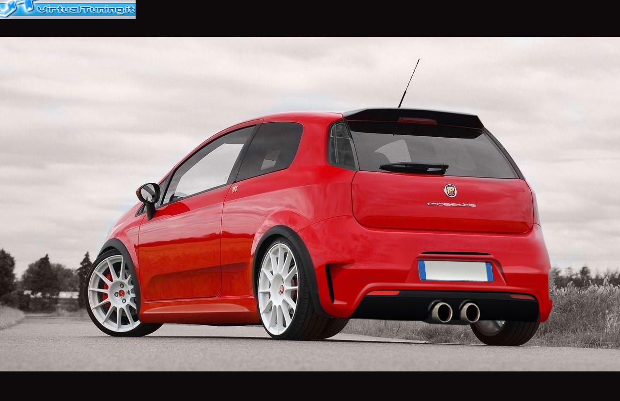fiat punto abarth esseesse by 19guly91 virtualtuning. Black Bedroom Furniture Sets. Home Design Ideas