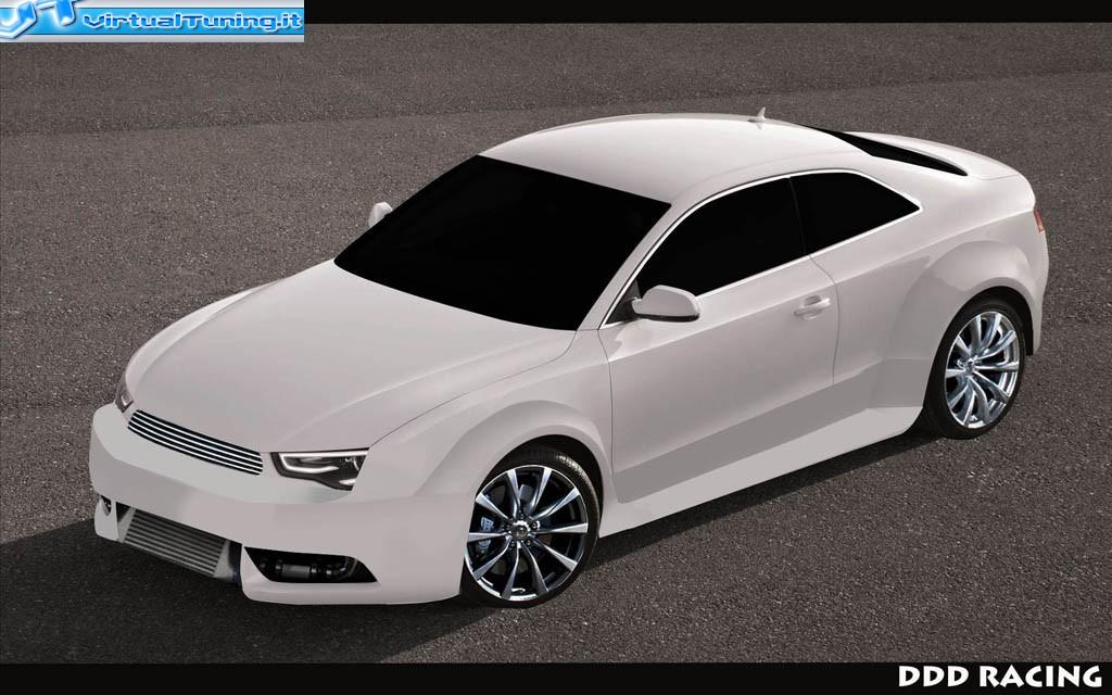 Dettaglio Virtualtuning Audi S5 By Ddd Racing