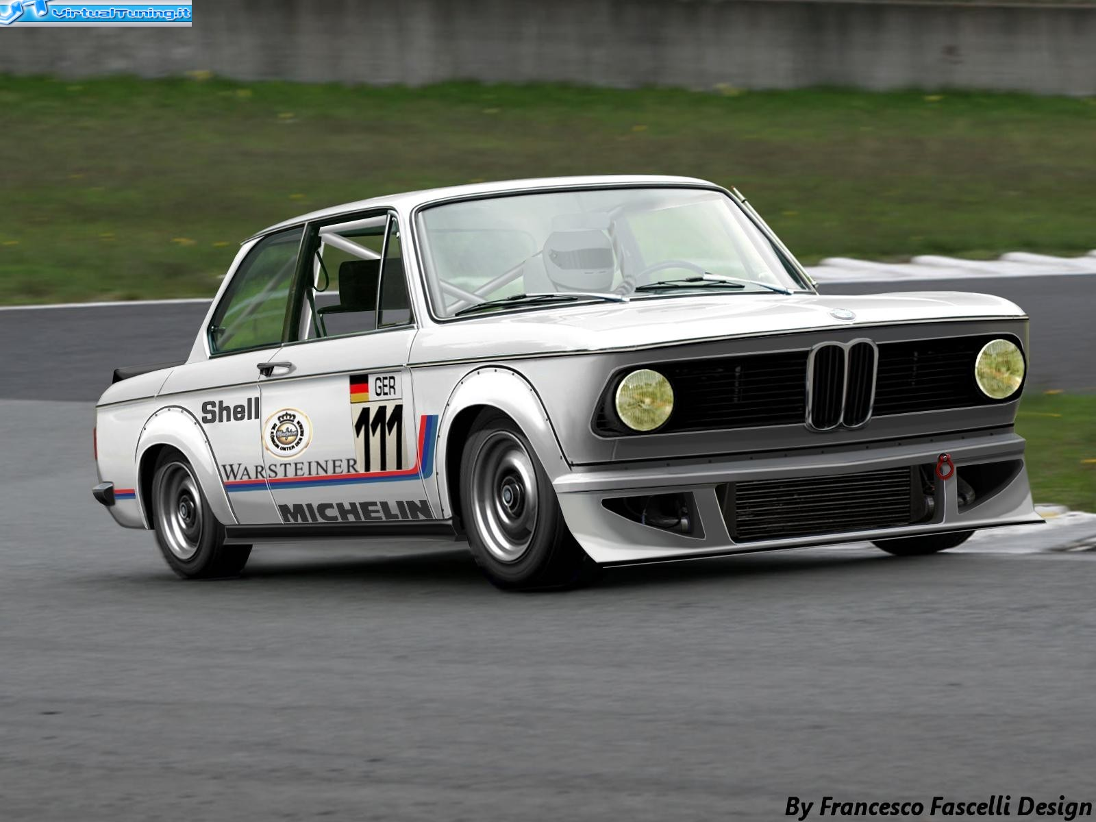 bmw 2002 tii turbo by francescof91 virtualtuning it. Black Bedroom Furniture Sets. Home Design Ideas