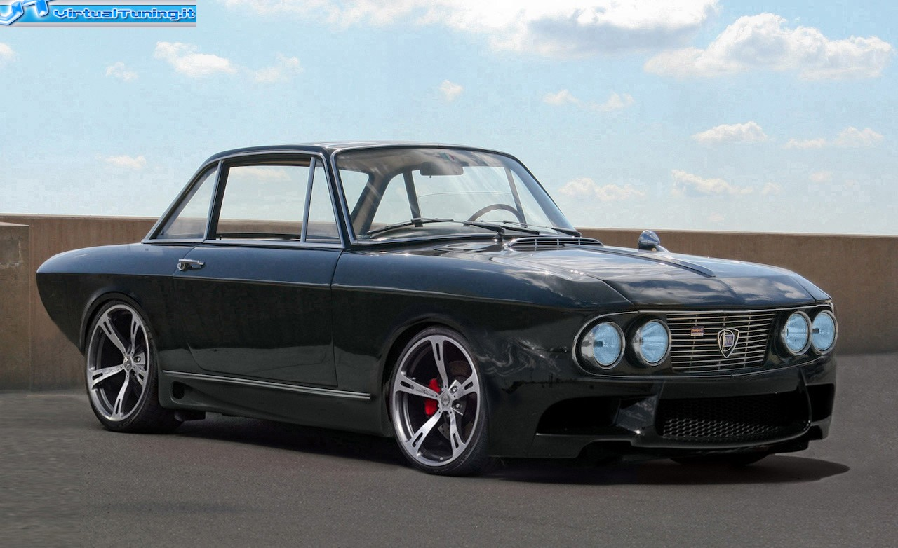Lancia Fulvia Coupe By Marcander89 Virtualtuning It