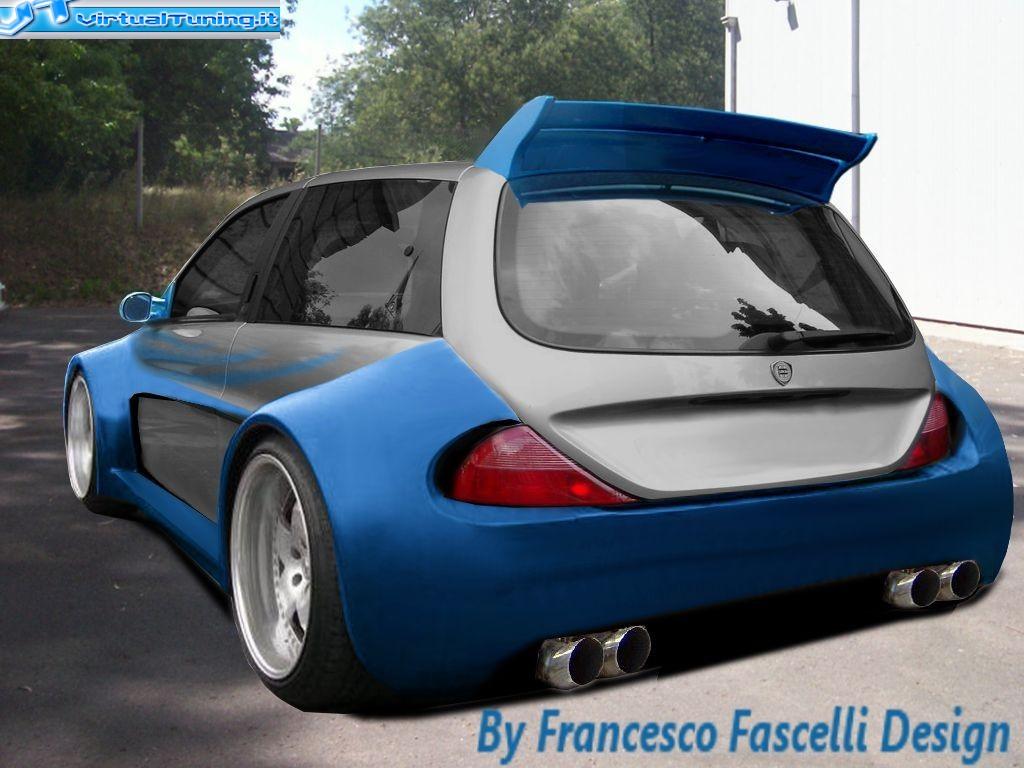 lancia ypsilon  francescof virtualtuningit