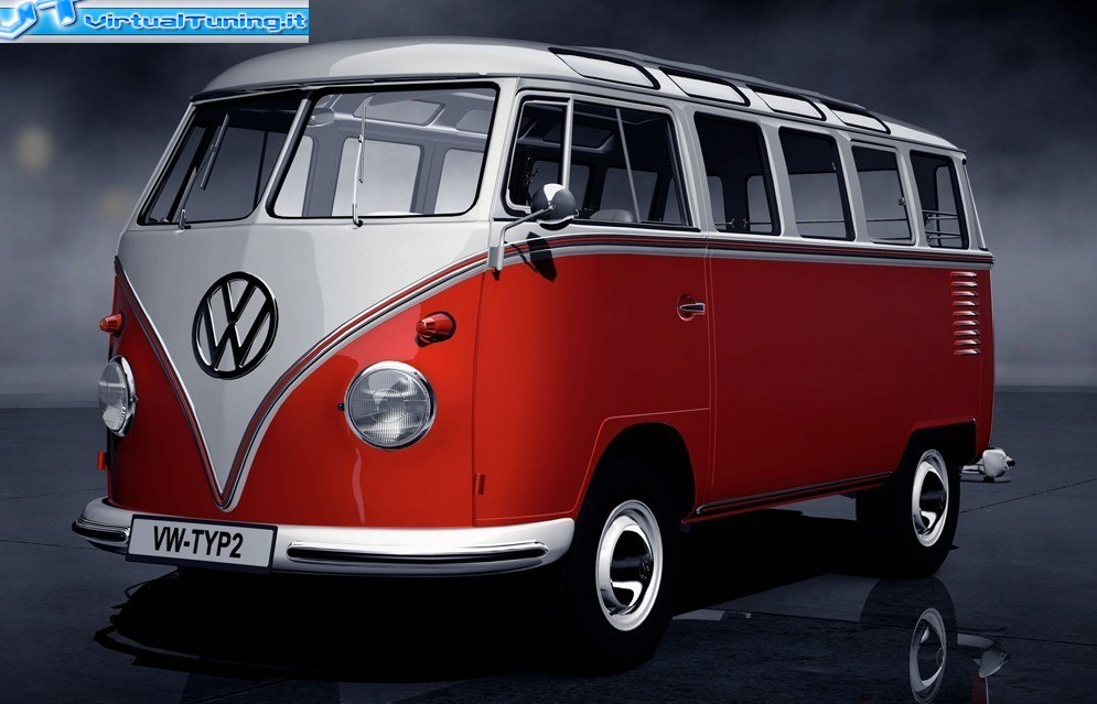 Volkswagen T1 By Aittam Virtualtuning It