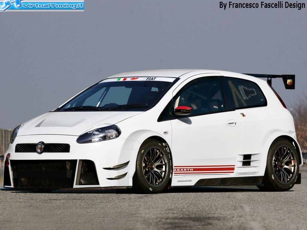 Fiat Grande Punto Abarth By Francescof91 Virtualtuning It