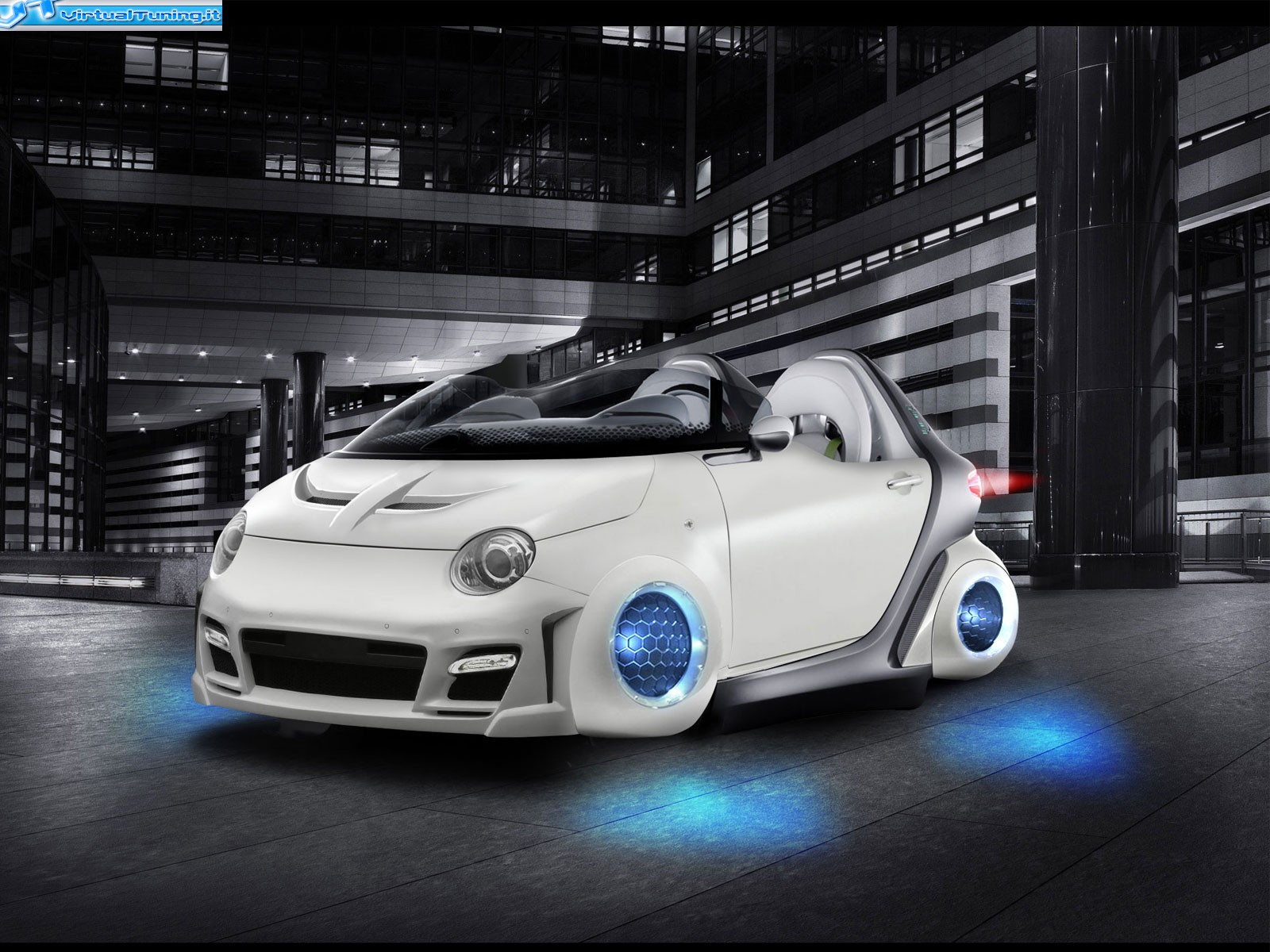 fiat 500 concept by jonnymotion virtualtuning it. Black Bedroom Furniture Sets. Home Design Ideas