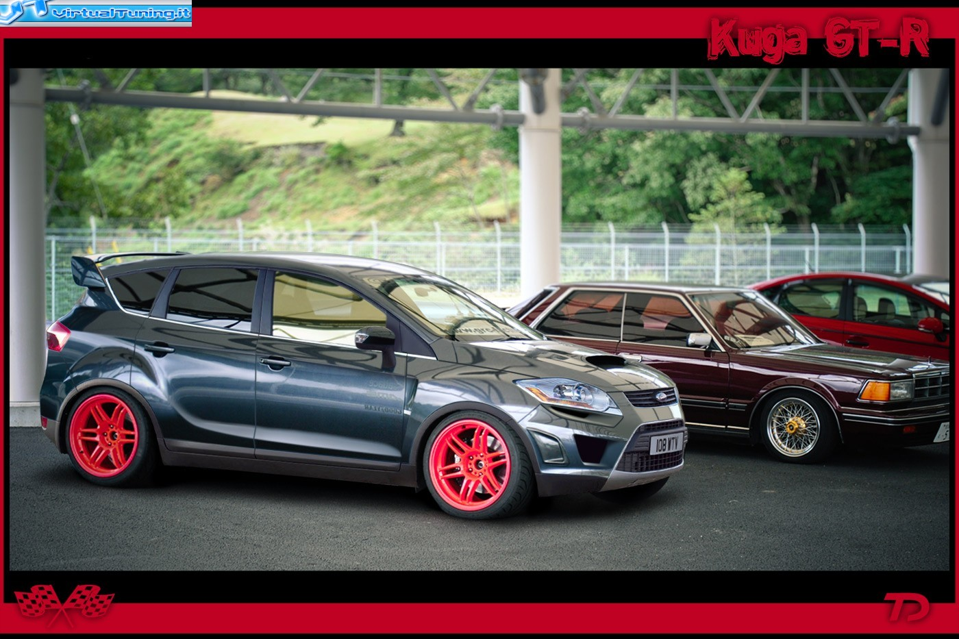 Ford Kuga Gt R By Tts By Car Passion Virtualtuning It