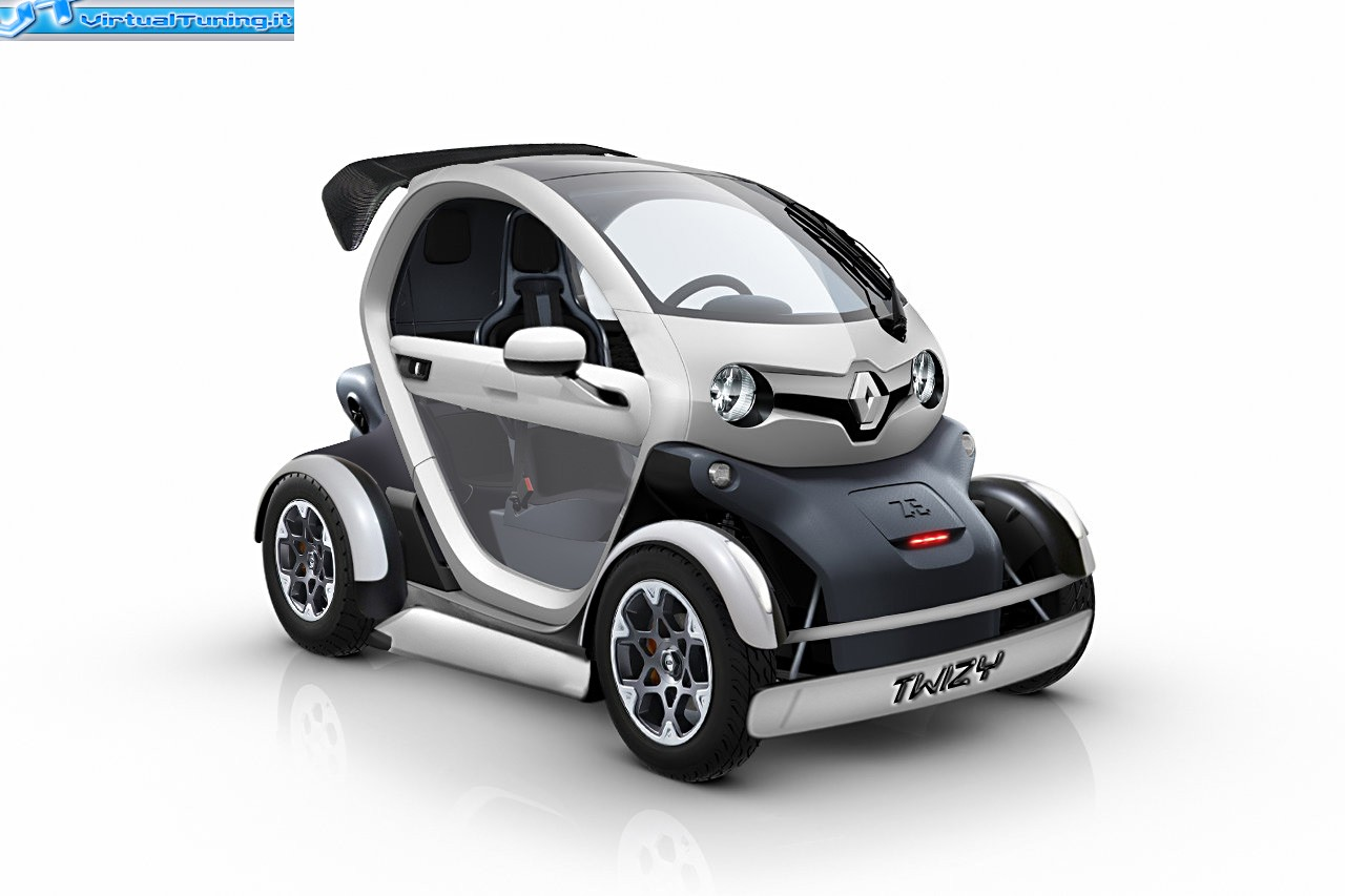 renault twizy by horsepower virtualtuning it. Black Bedroom Furniture Sets. Home Design Ideas
