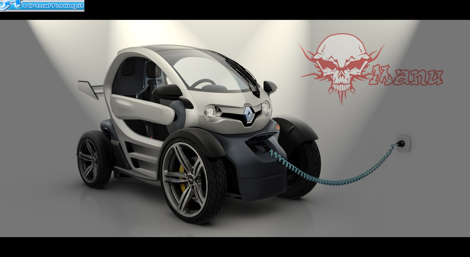 renault twizy by manubonde virtualtuning it. Black Bedroom Furniture Sets. Home Design Ideas
