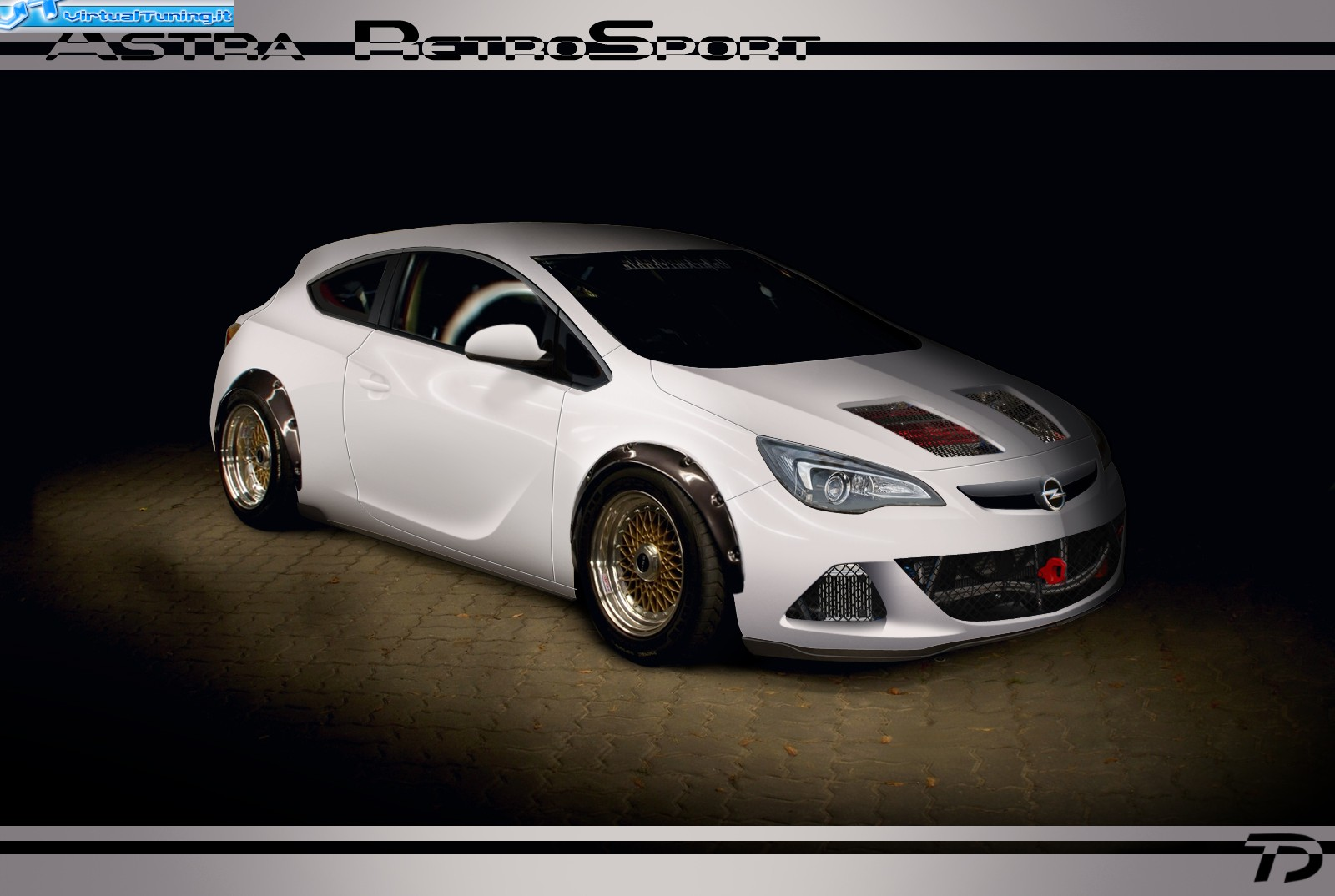 opel astra gtc retrpsport by tts by car passion. Black Bedroom Furniture Sets. Home Design Ideas