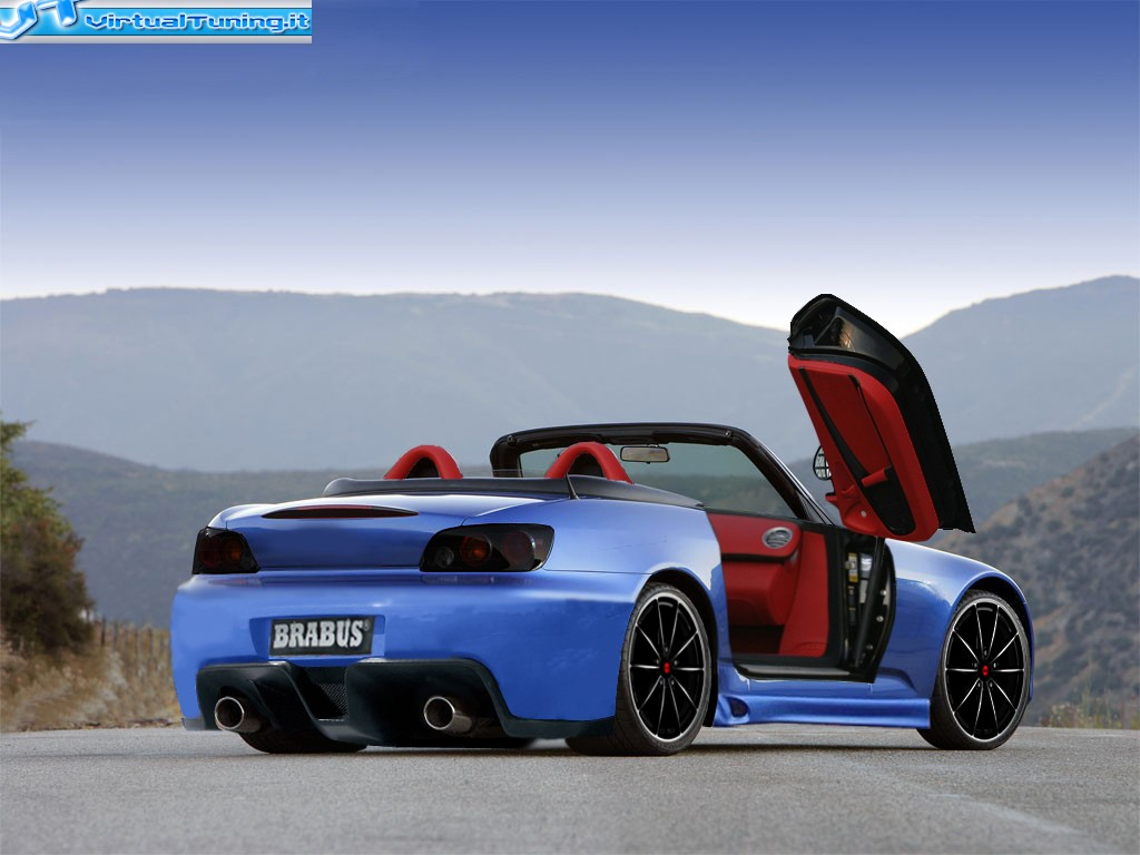 VirtualTuning HONDA S2000 by