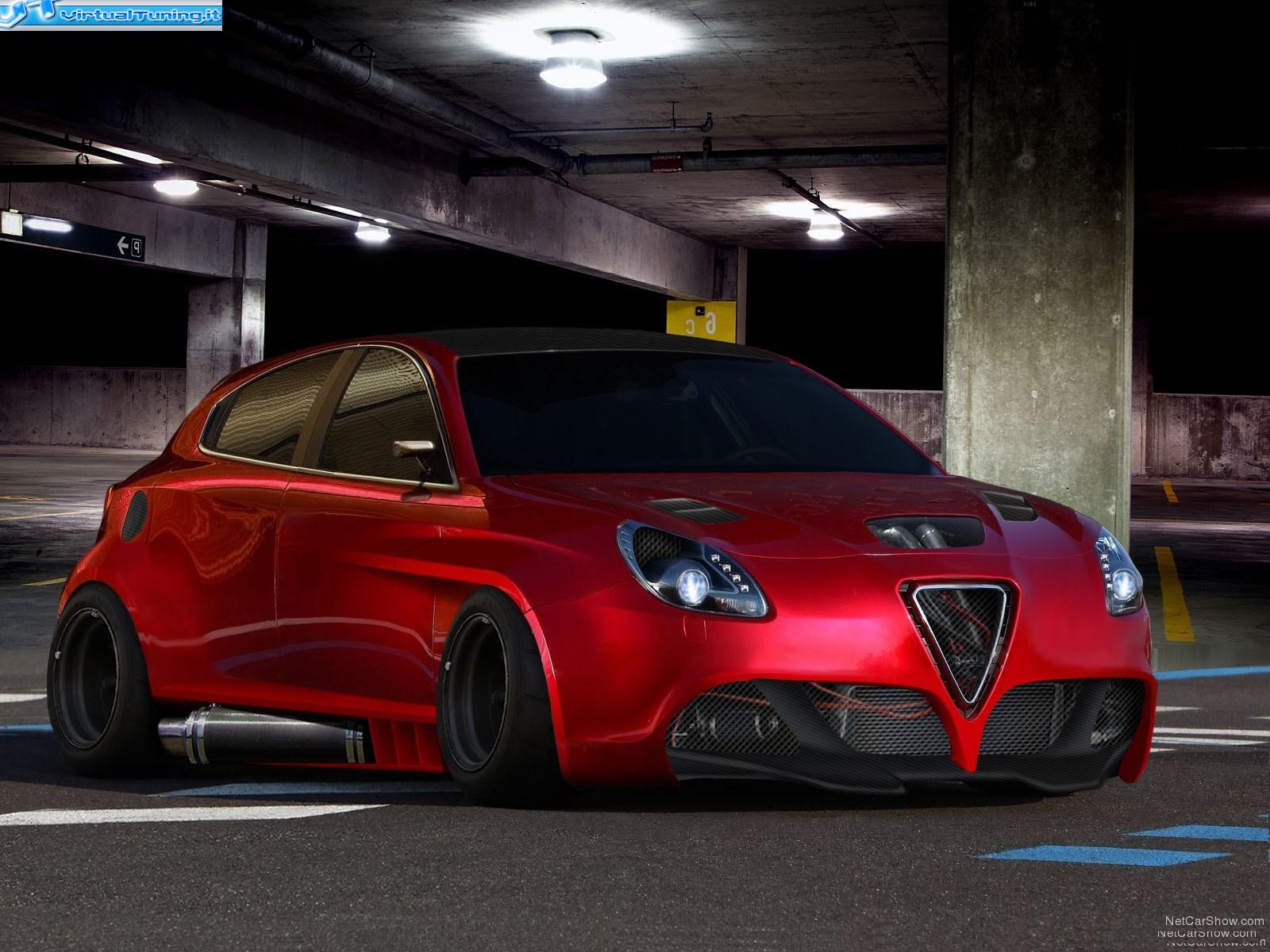 Acura Giulietta By Kipi Tuning Virtualtuning It