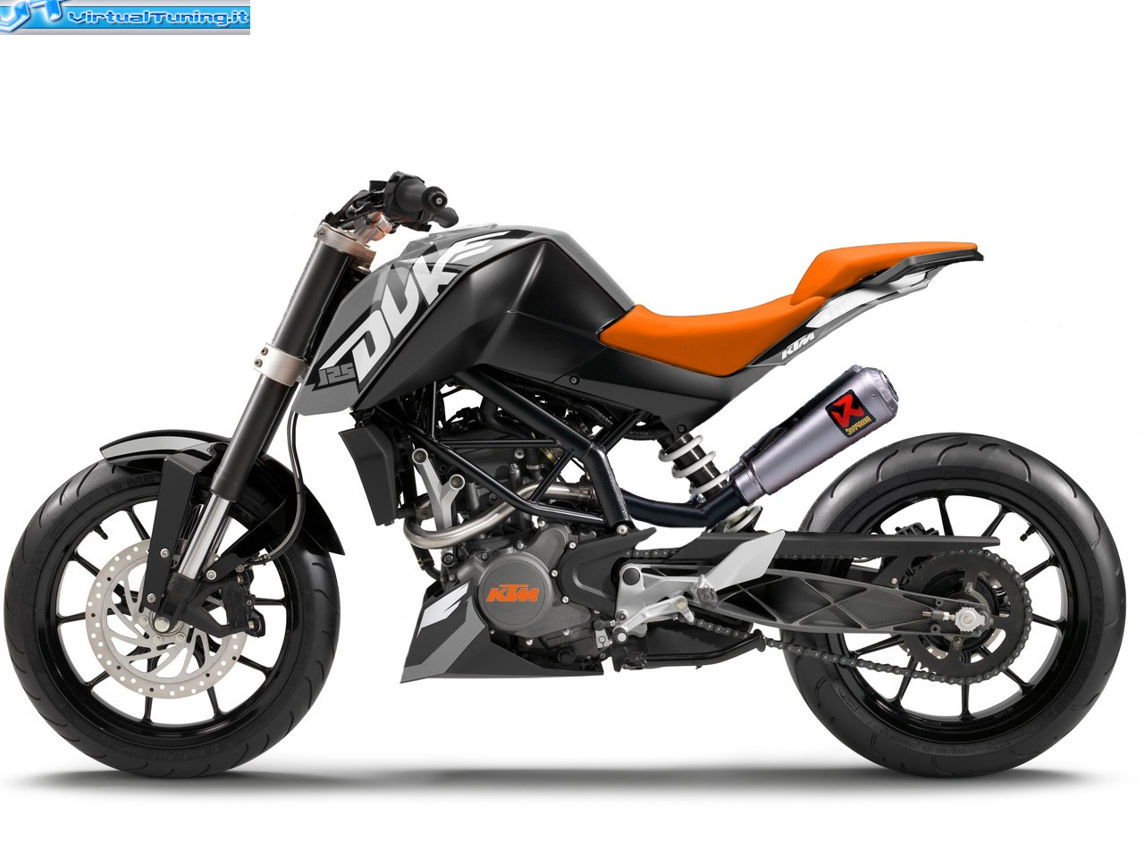 When Do The  Ktm Duke Come Out
