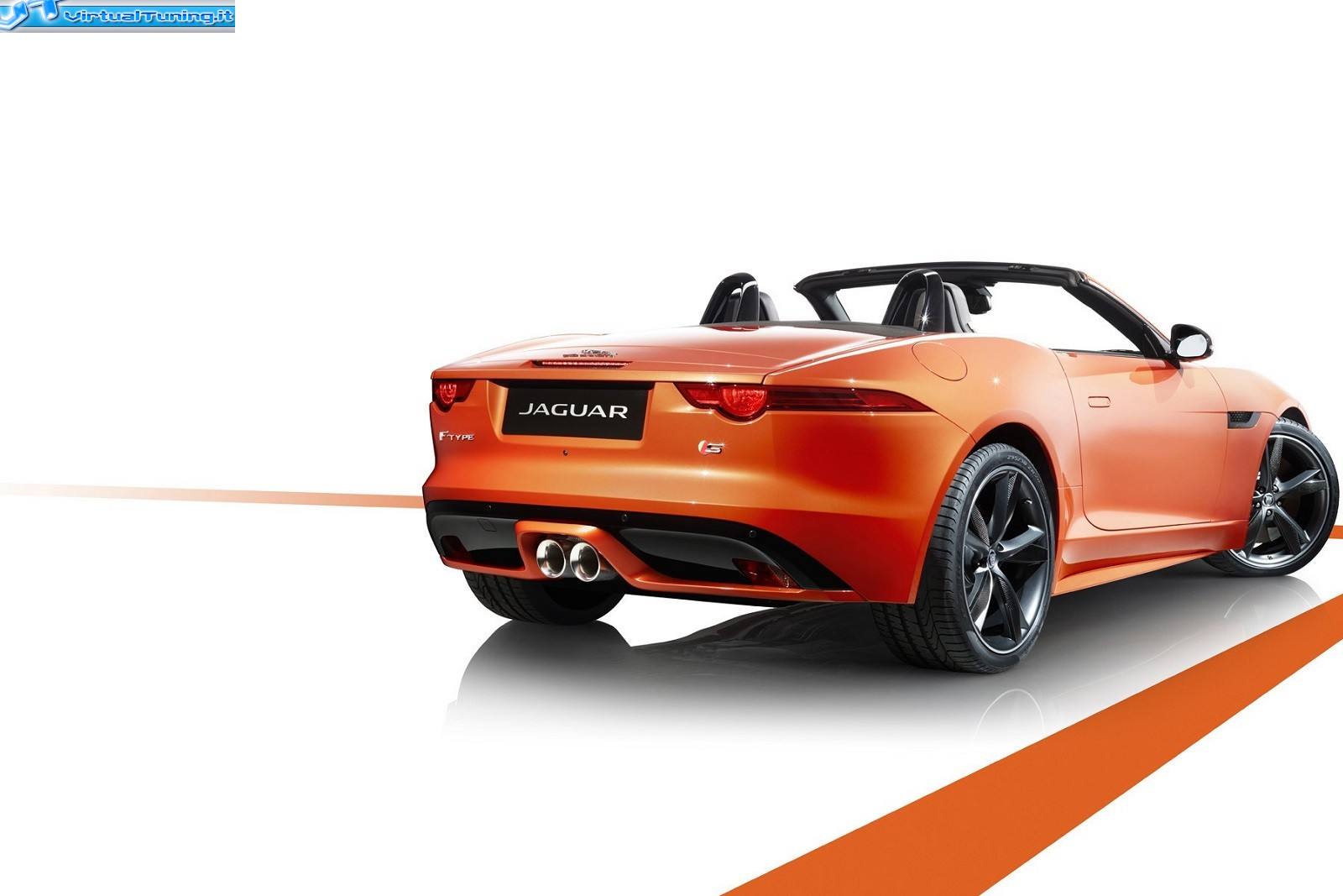 JAGUAR F-Type V-Tune