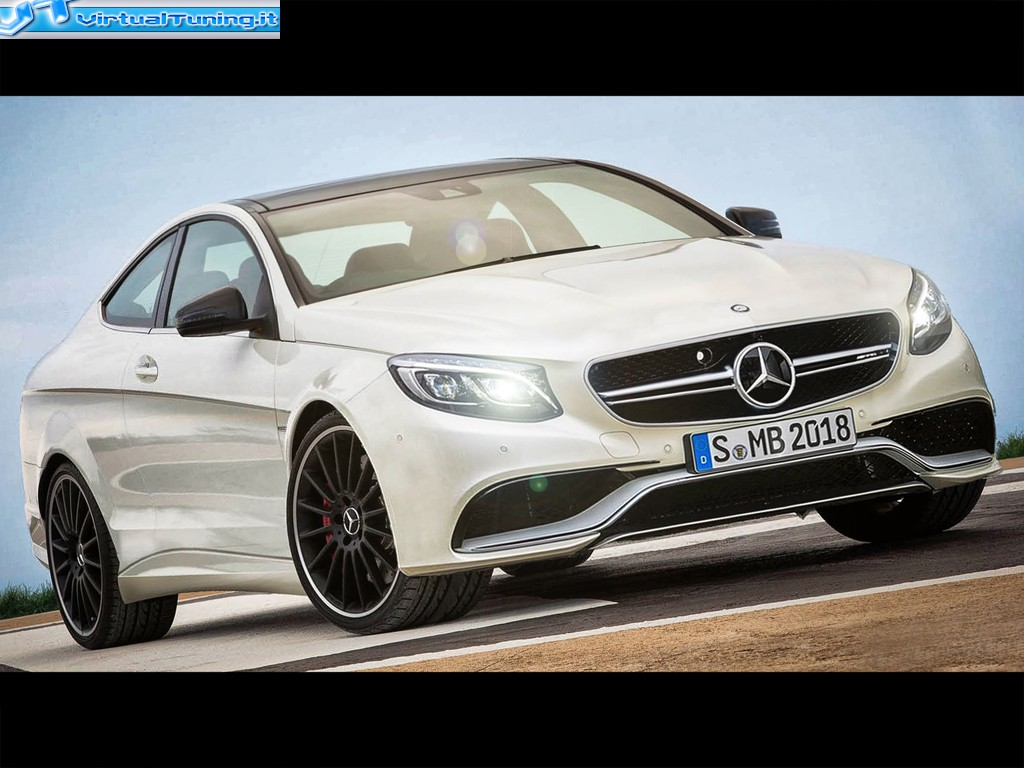 VirtualTuning MERCEDES Classe C Coup� by