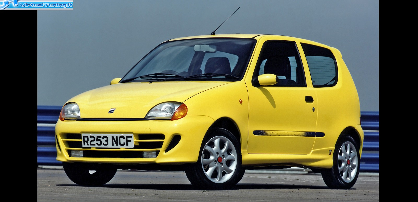 FIAT Seicento Bully