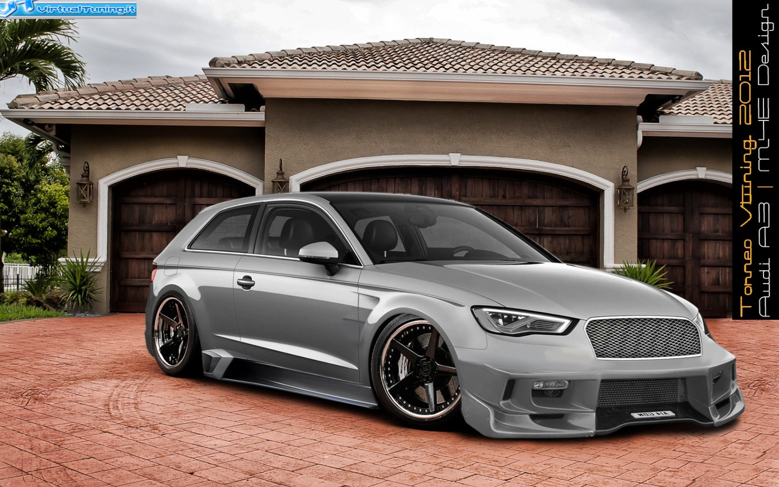 VirtualTuning AUDI A3 by mustang 4 ever