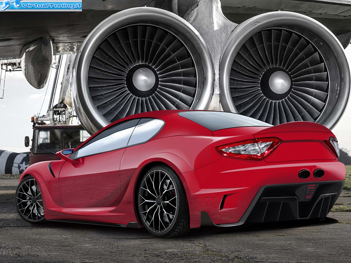 Maserati Granturismo By Riddick1 Virtualtuning It