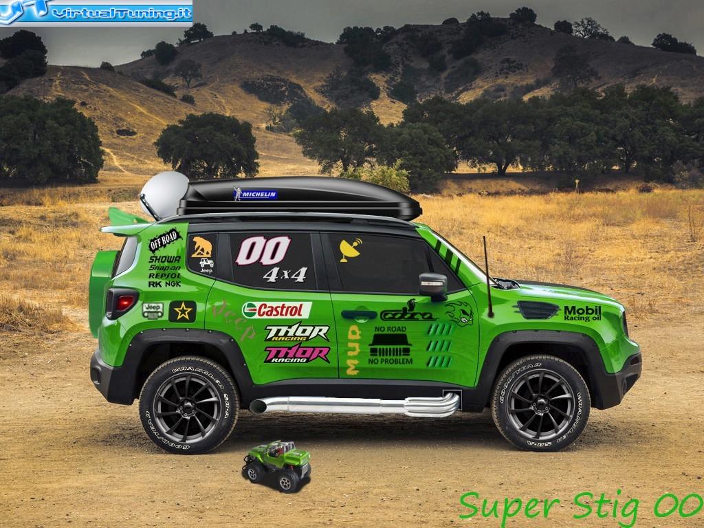 jeep renegade by super stig 00 virtualtuning it. Black Bedroom Furniture Sets. Home Design Ideas