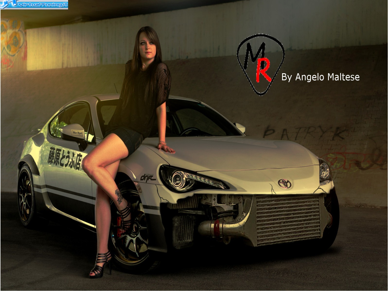 VirtualTuning TOYOTA GT86 by