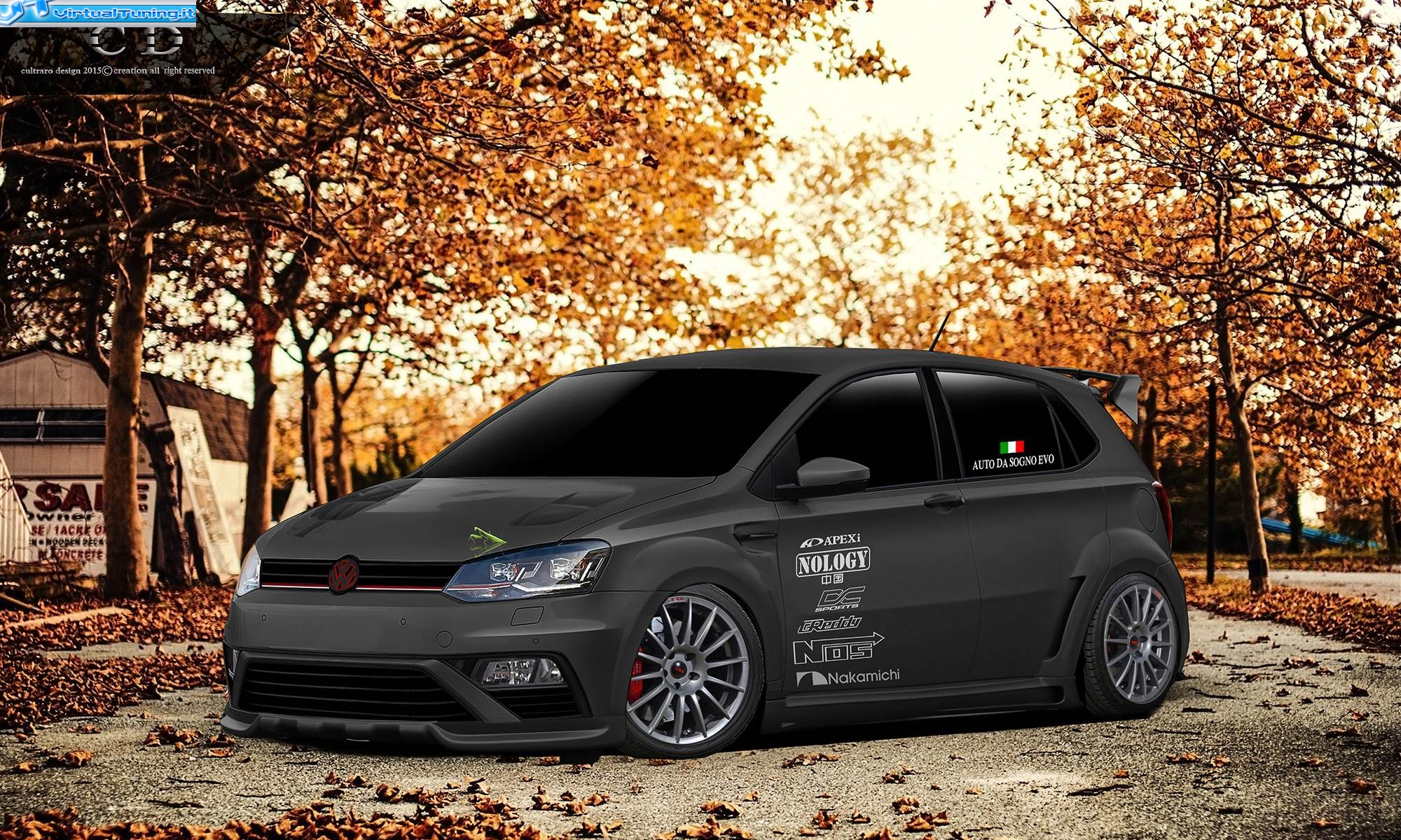 VirtualTuning VOLKSWAGEN Polo by