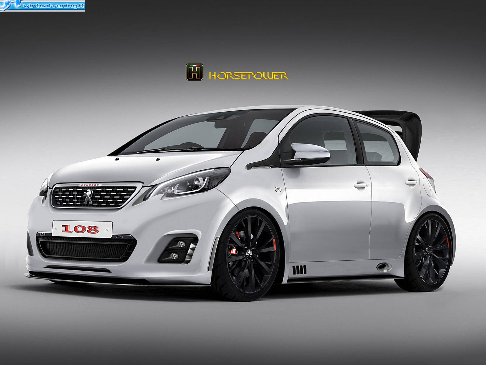 VirtualTuning PEUGEOT 108 by