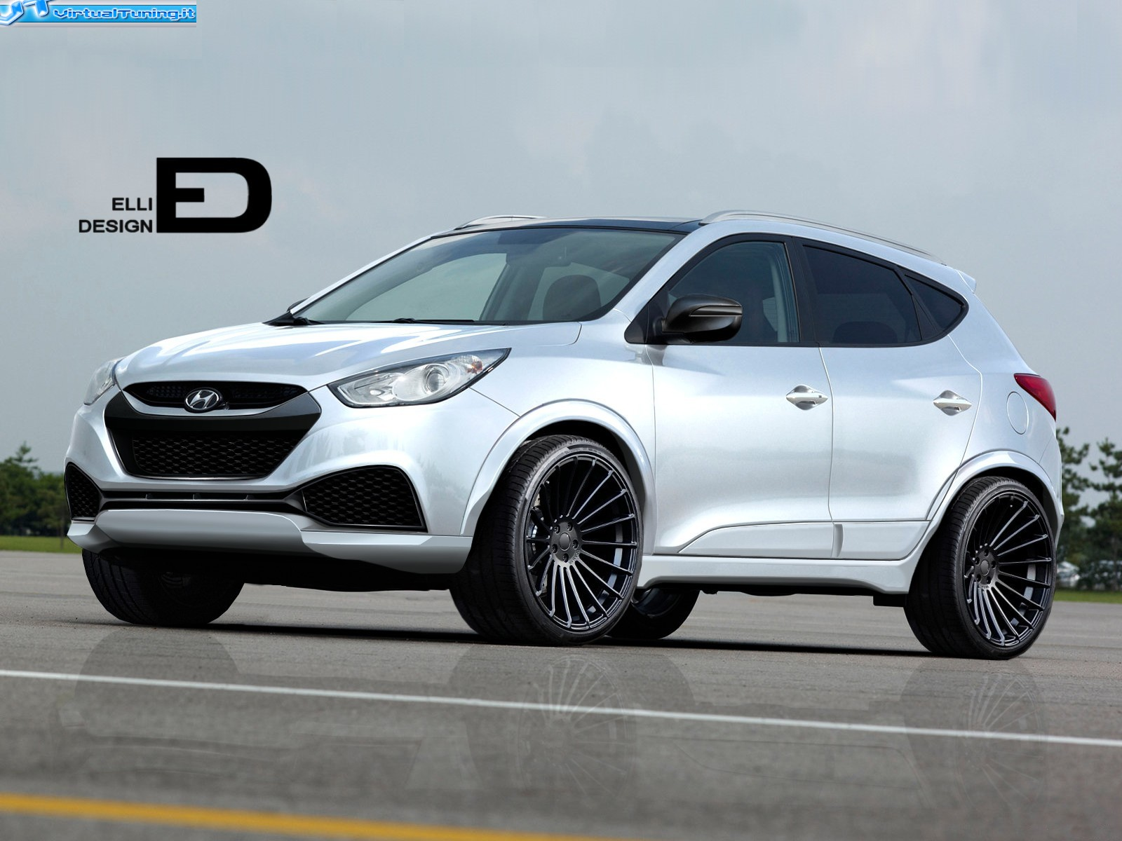 Hyundai Ix35 2017 >> HYUNDAI ix35 by Elli Design ..:: VirtualTuning.IT